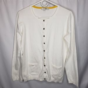 Boden long sleeve button up cardigan